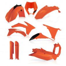 ACERBIS FULL KIT PLASTIC KTM EXC/EXCF 12-13