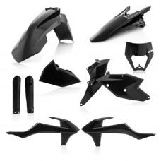 ACERBIS FULL PLASTIC KIT KTM EXC/EXC-F 17/19