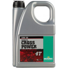 MOTOREX CROSS POWER 4T 10W50 4L