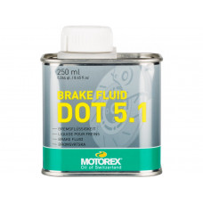 MOTOREX BRAKE FLUID DOT 5.1 250ML (FÉKFOLYADÉK)