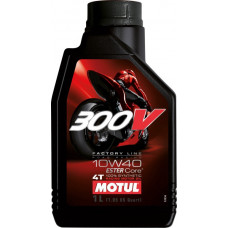 MOTUL  300V 4T FL ROAD RACING 10W40 1L
