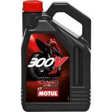 MOTUL  300V 4T FL ROAD RACING 10W40 4L